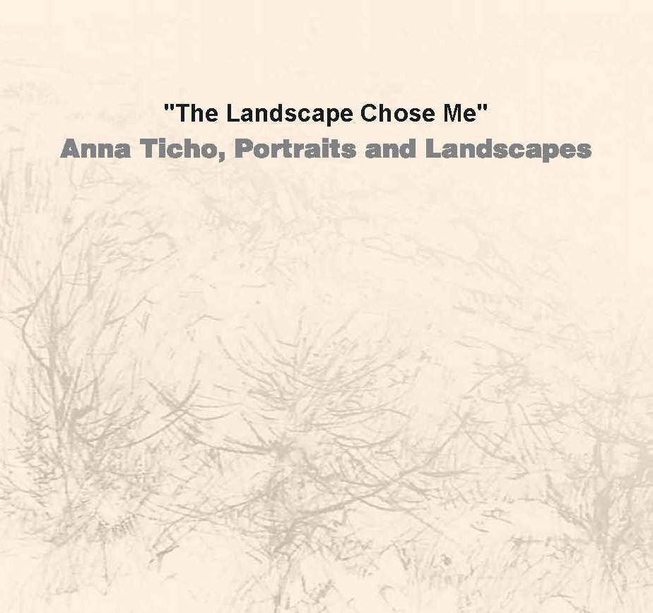 """The Landscape Chose Me"" - Anna Ticho, Portrait and Landscapes"